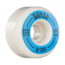 Roues Skateboard BONES SPF 54mm 84B Wide
