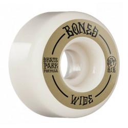 Roues Skateboard BONES SPF 54mm 81B Wide
