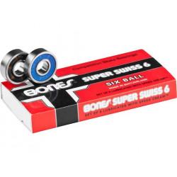 Roulements BONES Swiss Super 6 Ball