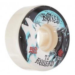Roues Skateboard BONES STF 52mm V3 Rogers...