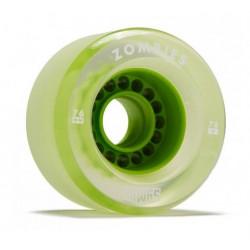 Roues Longboard HAWGS Zombies Green 76mm 78A