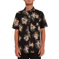 Chemisette VOLCOM Floral With Cheese Black