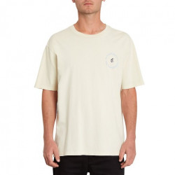 T-shirt VOLCOM Ozzy Wrong Off White