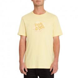T-shirt VOLCOM M.Loeffler Dawn Yellow