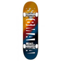 Skateboard SK8MAFIA OG Logo Blur 8