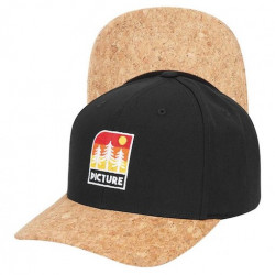 Casquette PICTURE Malme BB Black