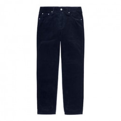 Pantalon CARHARTT WIP Newel Black Rinsed