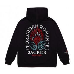 Sweat JACKER Forbidden Romance Black