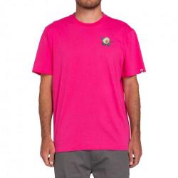 T-shirt ELEMENT Canfield Fushia Red