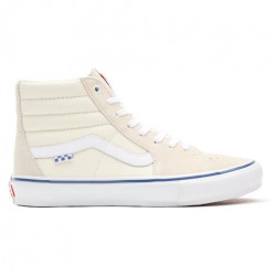 Chaussure VANS Skate Sk8 Hi Off White