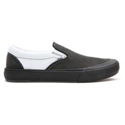 Chaussure VANS Dak Bmx Slip-On Black White