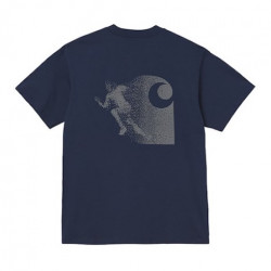 T-shirt CARHARTT WIP Warp Speed Space...