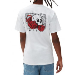 T-shirt VANS Rose Bed White