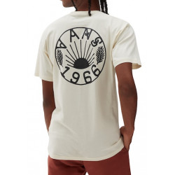 T-shirt VANS Dakota Roche Logo Seedpearl