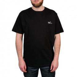 T-shirt THE DUDES Smokin Black