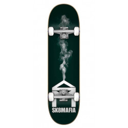 Skateboard SK8MAFIA House Logo Smoke 7,87