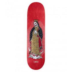 Skateboard ANTIZ Team Maria Red