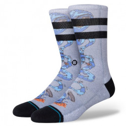 Chaussette STANCE Party Wave Grey