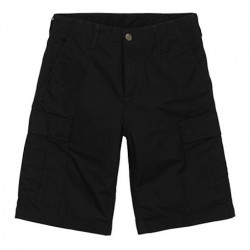 Short CARHARTT Regular Cargo Black