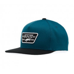 Casquette VANS Full Patch Moroccan Blue