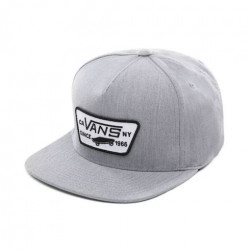 Casquette Kid VANS Full Patch Heather Grey