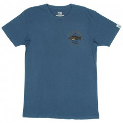 T-shirt SALTY CREW Baybasss Harbor Blue
