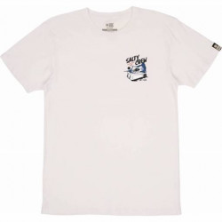 T-shirt SALTY CREW Chillin Premium White
