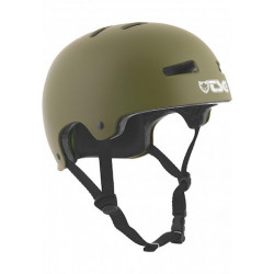 Casque TSG Evolution Solid Olive