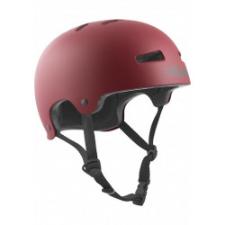 Casque TSG Evolution Solid Oxblood
