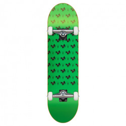 Skateboard ANTIZ Owl Lv Green 8