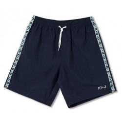 Boardshort POLAR Square Stripe City Navy
