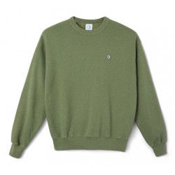 Pull Crew POLAR Patch Heather Green