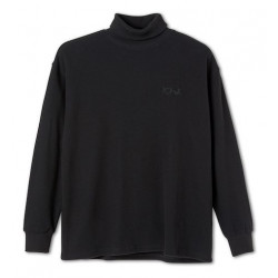 T-shirt POLAR Shin Turtleneck Black