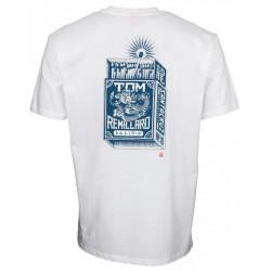 T-shirt SANTA CRUZ Remillard Mako Matchbox...