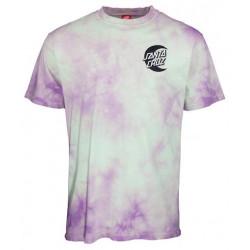 T-shirt SANTA CRUZ Moon Dot Trippy Cloud