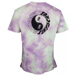 T-shirt SANTA CRUZ Scream Ying Yang Trippy...