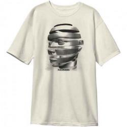 T-shirt MADNESS Wrapped Bone White