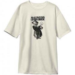 T-shirt MADNESS Back Hand Bone White