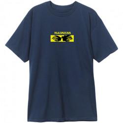 T-shirt MADNESS Bar Box Midnight Navy