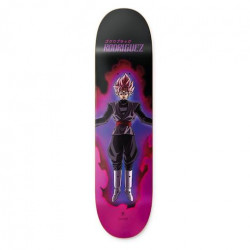 Skateboard PRIMITIVE Rodriguez Saiyan Rose 8