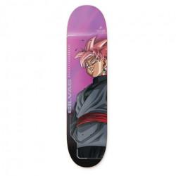 Skateboard PRIMITIVE Silvas Goku Black 8,125