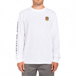 T-shirt ELEMENT Spectral Optic White