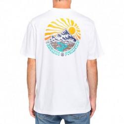 T-shirt ELEMENT Balmore Optic White