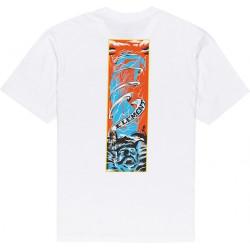 T-shirt ELEMENT Yukoo Optic White