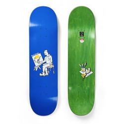 Skateboard POLAR Dane Brady Painter Blue