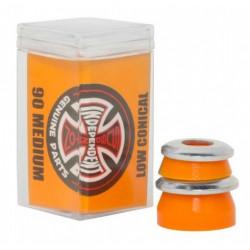 Bushing INDEPENDENT Conical Medium 90A Orange