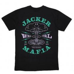 T-shirt JACKER Nuclear Black