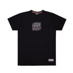 T-shirt JACKER Perception Doors Black