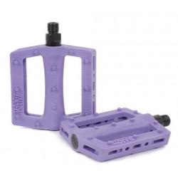 Pédales BMX RANT Trill Purple