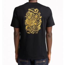T-shirt ELEMENT Acceptance Flint Black